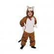 Costume Tigre 3-4 anni Trudi