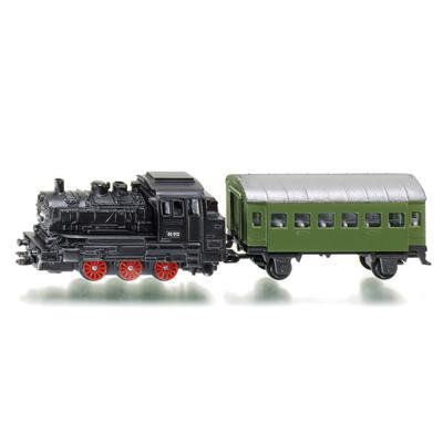 Treno con vagone persone Siku 1657