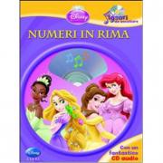 Numeri in rima - Tesori da ascoltare Con CD Audio
