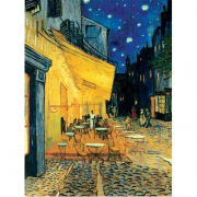 Van Gogh - Terrazza del caffè la sera 1000 pezzi