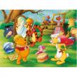 """Puzzle """"Winnie The Pooh - E' arrivato il Carnevale"""" 200 pezzi"""