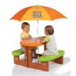Tavolo da Pic Nic Winnie con ombrellone Smoby