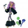 Monster High X3715 - Bambola, Halloween Clawdeen