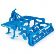 Bruder 02329 - Frangizolle Lemken blu
