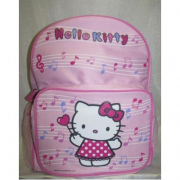 Zainetto Music Pink Hello Kitty
