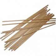Bacchette in legno per zucchero filato